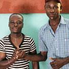 Massimba Lanfa Mavano and Mateus Mapinhane Charles