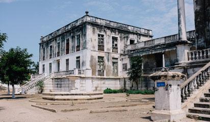 Ilha de Mozambique, Nampula