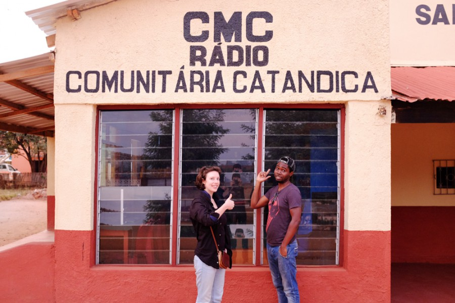 Catandica Radio Station
